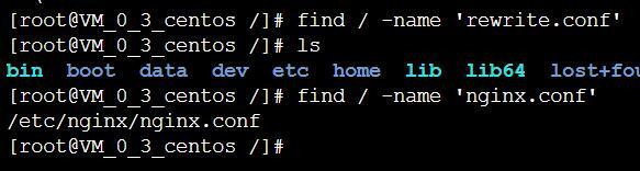 Nginx服务器伪静态配置文件 nginx.conf和rewrite.conf 详解